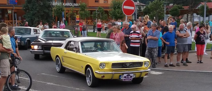 21.ročník Beskyd Rallye Turzovka