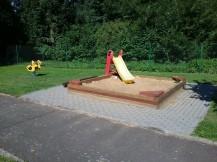 Fotogalerie Školní zahrada - velké dětské hřiště, foto č. 6