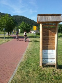 Fotogalerie Cyklostezka Bečva, foto č. 2